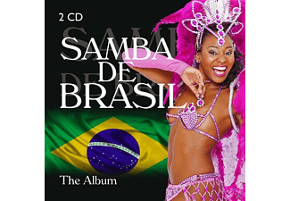 VARIOUS - Samba do Brasil-The Album - (CD)