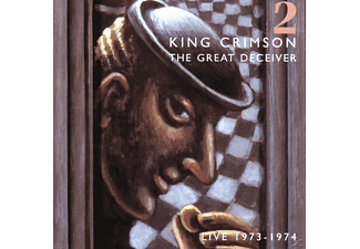 King Crimson - The Great Deceiver - Vol.2 - (CD)