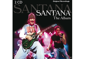 Carlos Santana - The Album - (CD)