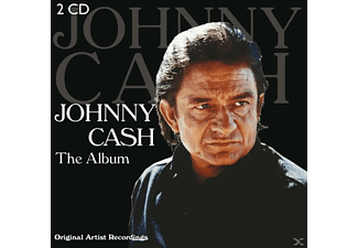 Johnny Cash - The Album - (CD)