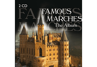 VARIOUS - Famous Marches [CD]