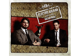 Electric Balkan Jazz Club - Balkan Dogs [CD]