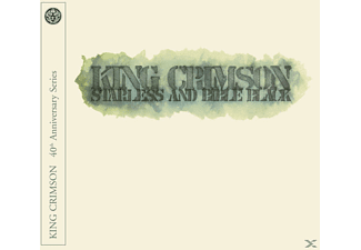 King Crimson - Starless And Bible Black: 40th Anniversary Edition [CD + DVD Audio]