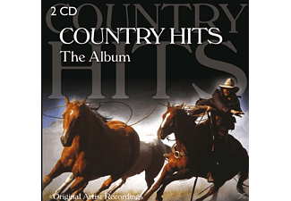 VARIOUS - Country Hits - The Album - (CD)