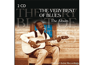 VARIOUS - The Very Best Of Blues - The Album - (CD)