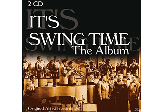 VARIOUS - It's Swing Time - The Album [CD]