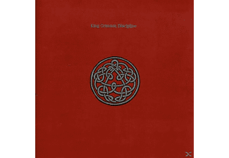 King Crimson - Discipline - (CD)