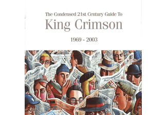 King Crimson - The Condensed 21st Century [CD]