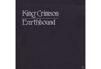 King Crimson - Earthbound - (CD)