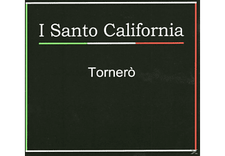 I Santo California - Tornero [CD]