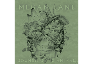 Megan Lane - Sounding The Animal [CD]
