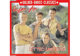Caught In The Act - Let This Love Begin - (Maxi Single CD)
