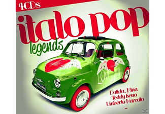 VARIOUS - Italo Pop Legends - (CD)