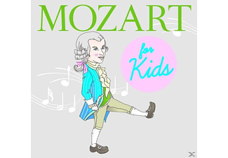 VARIOUS - Mozart For Kids - (CD)