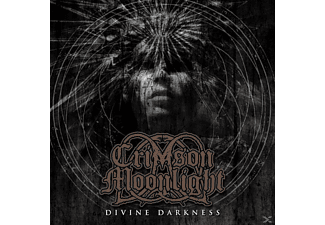 Crimson Moonlight - Divine Darkness - (CD)