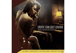 Lovers Lounge Club - Erotic Chillout Lounge-Music For Special Moments - (CD)