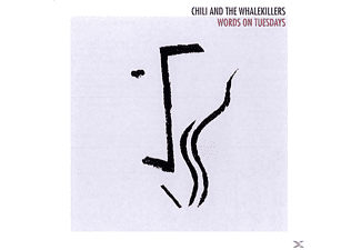 Chilli And The Whalekillers - Words On Tuesdays [CD]