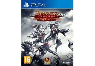 ARAL Divinity : Original Sin PlayStation 4