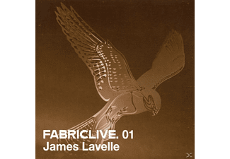 James Lavelle - Fabric Live 01 - (CD)