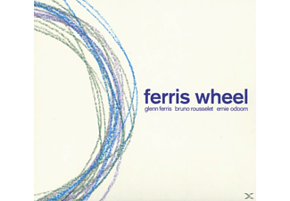 Glenn Ferris - Ferris Wheel - (CD)