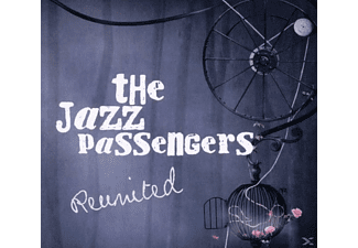 The Jazz Passengers - Reunited - (CD)