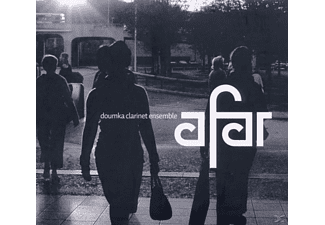 Doumka Clarinet Ensemble - Afar - (CD)