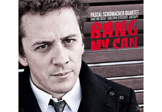 Pascal Quartet Schumacher - Bang My Can [CD]