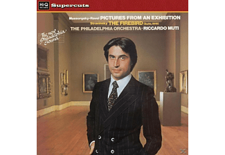 Riccardo Muti, The Philadelphia Orchestra - Pictures From An Exhibition/The Firebird - (Vinyl)