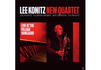 Lee Konitz - Live At Village Vanguard [CD]