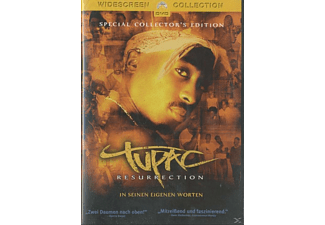 Tupac Resurrection - Special Collector's Edition - (DVD)