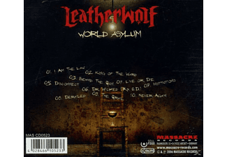 Leatherwolf - World Asylum [CD]