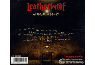 Leatherwolf - World Asylum - (CD)