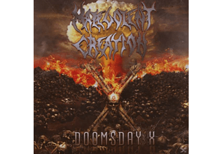 Malevolent Creation - Doomsday X - (CD)