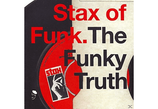 VARIOUS - Stax Of Funk - (CD)