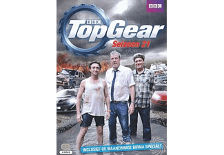 Top Gear - Seizoen 21 | DVD