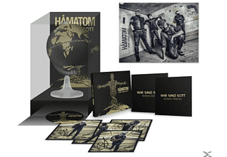 Hämatom - Wir Sind Gott (Ltd. Boxset) - (CD + DVD Video)