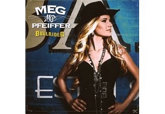 Meg Pfeiffer - Bullrider - (CD)