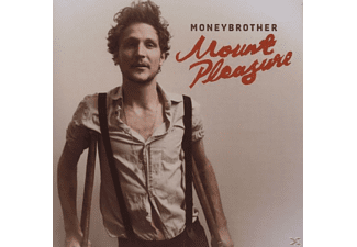 Moneybrother - Mount Pleasure/Standard - (CD)