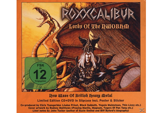 Roxxcalibur - Lords Of The Nwobhm - (DVD)