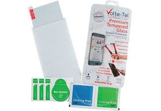 "VOLTE-TEL TEMPERED GLASS LG X150 BELLO 2 5.0"" 9H 0.26mm FULL COVER VT - (8156274)"