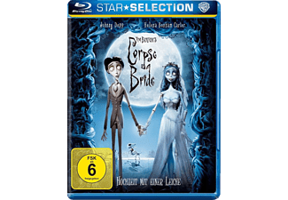 Corpse Bride Animation/Zeichentrick Blu-ray