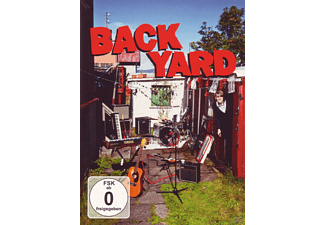 VARIOUS - Backyard-The Movie [DVD + CD]