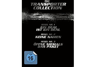 Transporter Collection - (DVD)