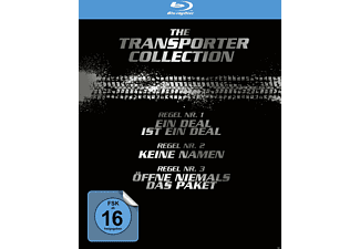 Transporter Collection - (Blu-ray)