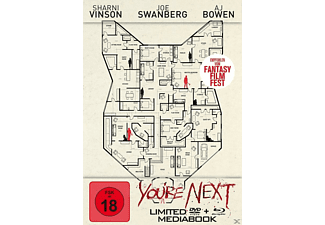 You're Next (Limited Mediabook) - (Blu-ray)