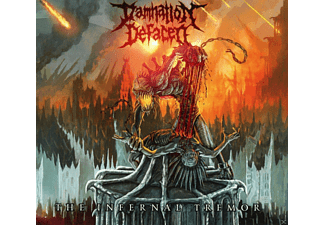 Damnation Defaced - The Infernal Tremor - (CD)