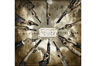 Shotgun Justice - State Of Desolation [CD]