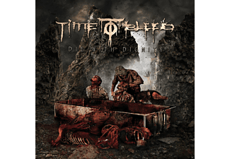 Time To Bleed - Die With Dignity [CD]