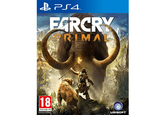 Far Cry Primal Standard Edition PS4