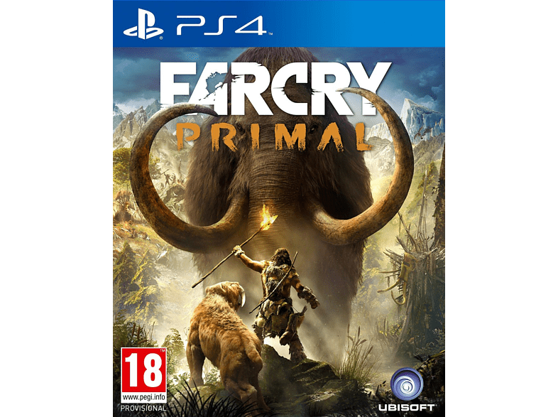 Far Cry Primal Standard Edition PlayStation 4